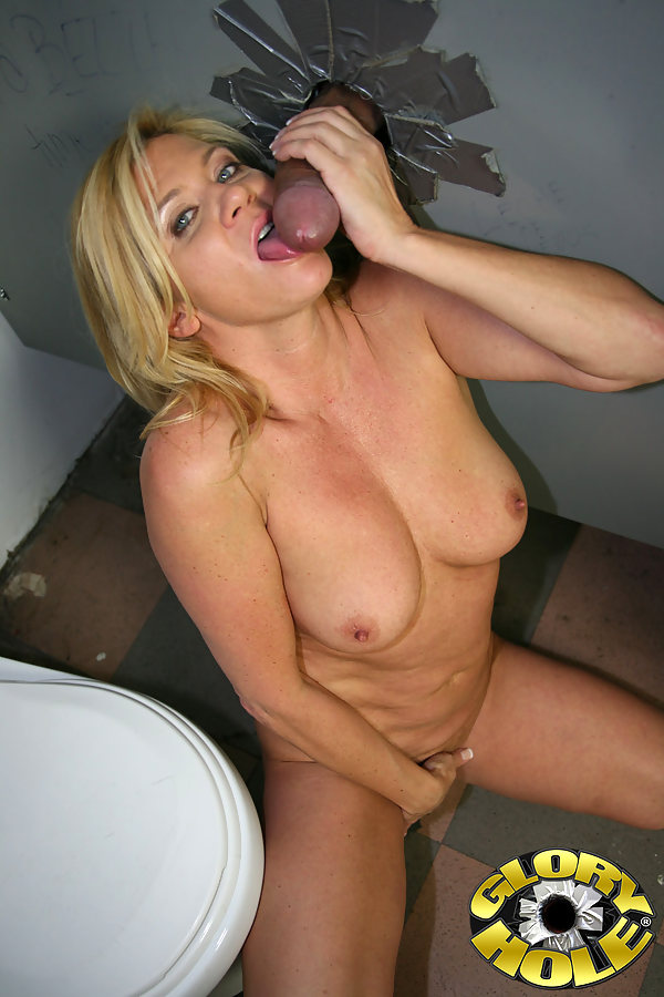 Mature ginger lynn glory hole